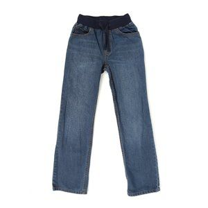 GYMBOREE pull on denim, boy's size 10